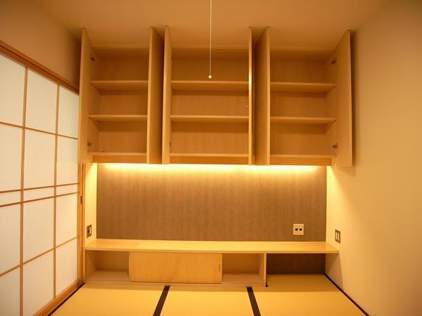 A様邸 家具