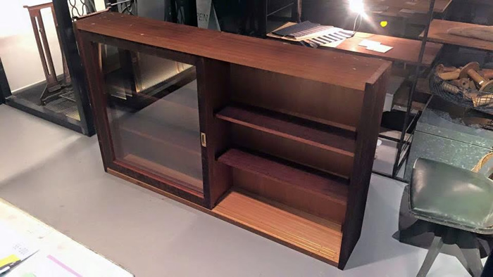PRO-MENER様 オーダー家具製作